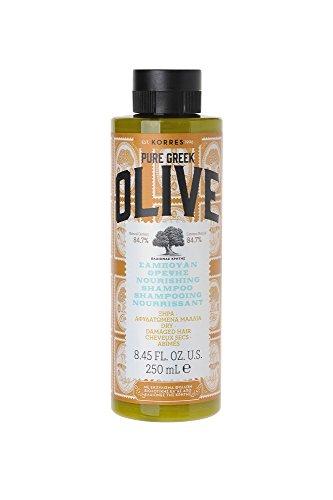 KORRES Olive Nährendes Shampoo