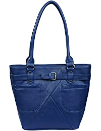 Fristo Round Belt Women's Handbag(Blue)