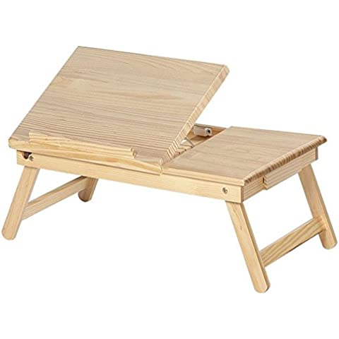 LLYY-Elegante tavolo in portatile pieghevole legno massello dormitorio termica ascensore reception casa con tavolo cassetto a