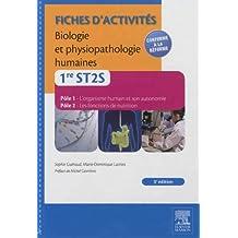 Fiches d'activités Biologie et physiopathologie humaines 1re ST2S 3E