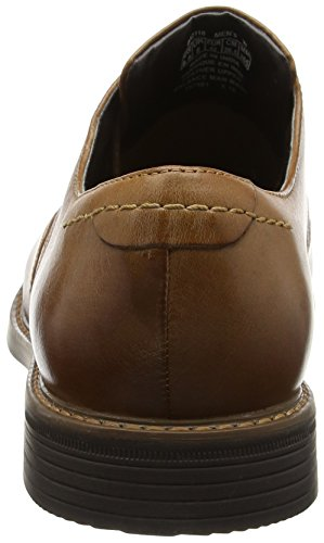Rockport Classic Break Wing Tip, Bottes homme Brown (catalina)