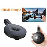 HDMI Dongle Wireless WiFi Display Dongle,High Speed HDMI Dongle, DLNA AirPlay for Android Smartphone Tablet