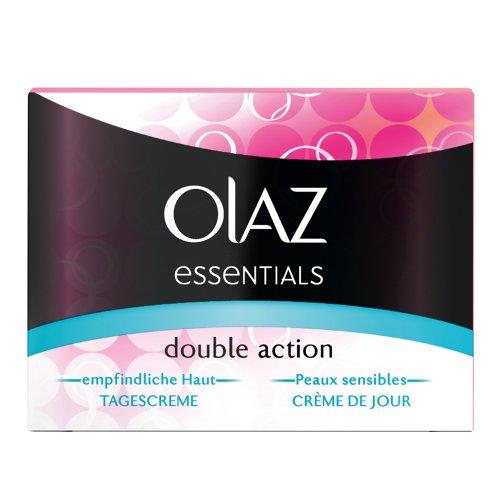 Crema per pelle sensibile 50ml doppia azione Olaz Essentials Idratante Giorno