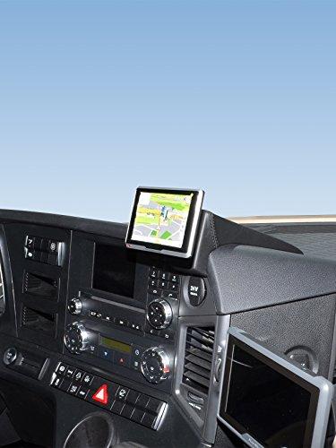 KUDA console di navigazione (LHD) per MB Actros, anno di costruzione dal 2012della Nuova forma in Eco Pelle Nero