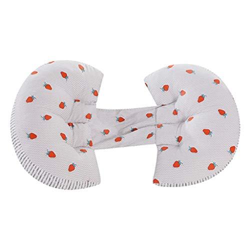 LHKJ Schwangere Frauen Taille Kissen Multi-Funktion Bauchstraffung Schwangerschaft Schlafzubehör (Farbe : A)