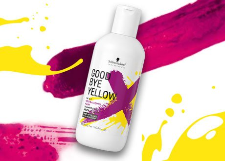 Goodbye Yellow Shampoo 300 ml Neutralize Every Stitch Black Head For The Kühlsten Blonde