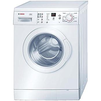bosch wae283eco serie 4 waschmaschine frontlader a 1400 upm 7 kg wei mengenautomatik. Black Bedroom Furniture Sets. Home Design Ideas
