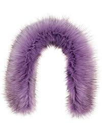 Amazon.fr   Violet - Echarpes et foulards   Accessoires   Vêtements 064da64bf86