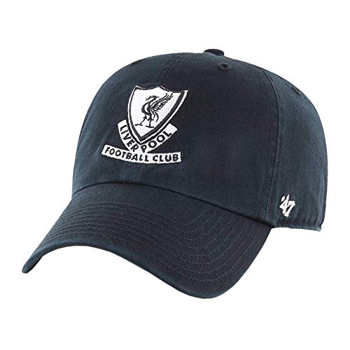 47Brand Clean Up Adjustable Cap FC Liverpool RGW04GWS-BKD Schwarz, Size:ONE Size -