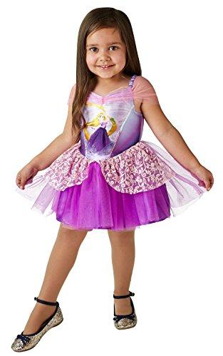 Rubie's Offizielles Disney-Kostüm, Prinzessin Rapunzel, für - Prinzessin Rapunzel Kostüm