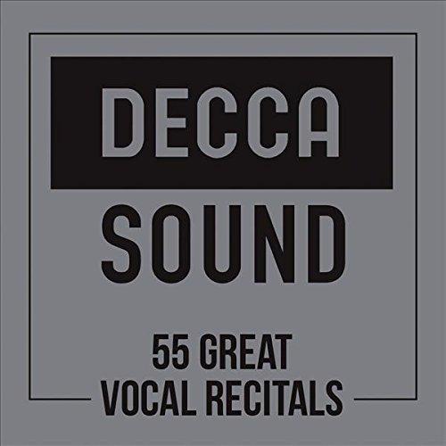 Decca Box (Decca Sound - 55 Great Vocal Recitals (Limited Edition))
