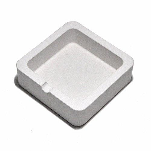 lostryy-articulos-del-hogar-creativo-cemento-hormigon-simple-cenicero-blanco
