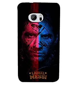 PRINTSHOPPII PERSONALITIES SPORTS Back Case Cover for HTC One M10