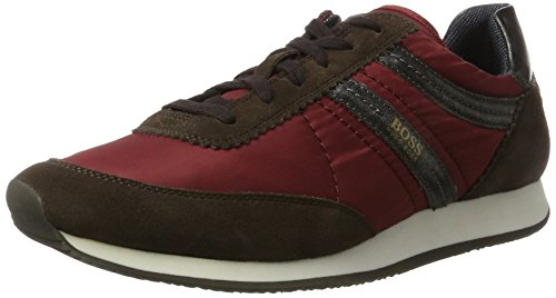runn 536 ny1 rosso Orange Boss 01 201 Sneakers Rouge Homme Scuro 10 Bassi Adrenal ZUq6HccWg