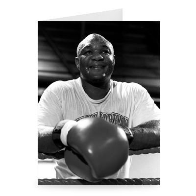 george-foreman-greeting-card-pack-of-2-7x5-inch-art247-standard-size-pack-of-2