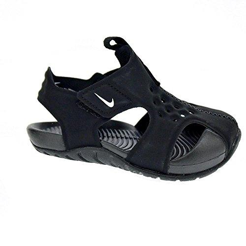 Nike Chaussons de Gymnastique pour Femme White/Flash Lime-Black - Noir - Noir, 32 EU