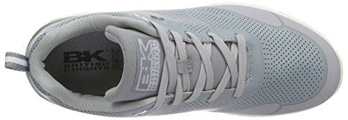 British Knights Demon, Sneakers Basses Homme Gris - Grau (Grey-Grey 10)