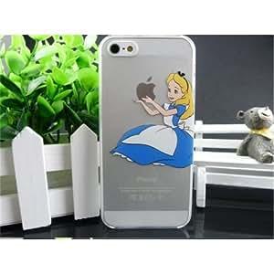 Coque iPhone 4/4s Alice au pays des merveilles