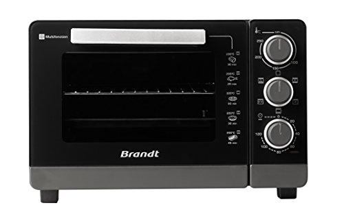Brandt FC265MB Mini Four Posable Multifonction Blanc 26 L 1500 W