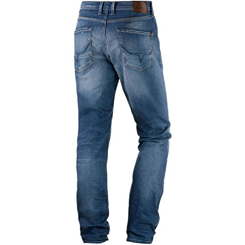 Pepe Jeans Herren Straight Fit Jeans bluegrey denim