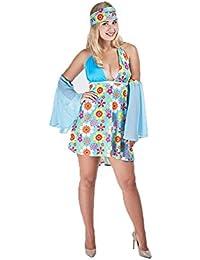 b12a4ab58dbdf7 Suchergebnis auf Amazon.de für  hippie kostüm  Bekleidung