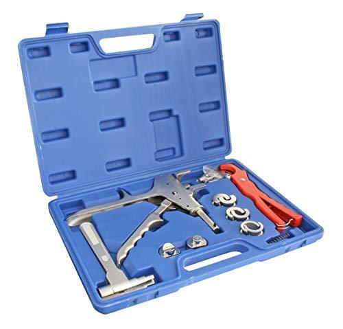 SOMATHERM FOR YOU M2299 - Coffret/Boîte d'outillage complète - Pour le sertissage des raccords à glissement PER de Ø 12, 16, 20 et 25 mm -