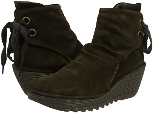 Fly London Yama Oil Suede, Women's Boots 6