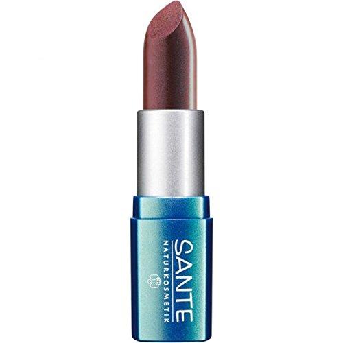 SANTE MAQUILLAGE - Rouge à lèvres n° 10 brown red - Tube de 4,5g- (pour la quantité plus que 1 nous vous remboursons le port supplémentaire)