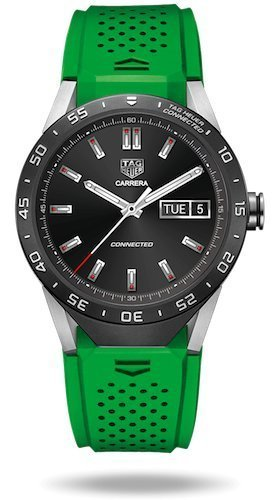 Tag Heuer Connected Luxury Smart Watch (Android/iPhone)