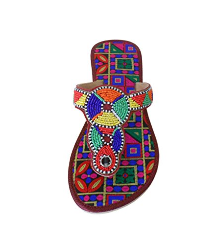Kalra Creations, String Femme Multicolore