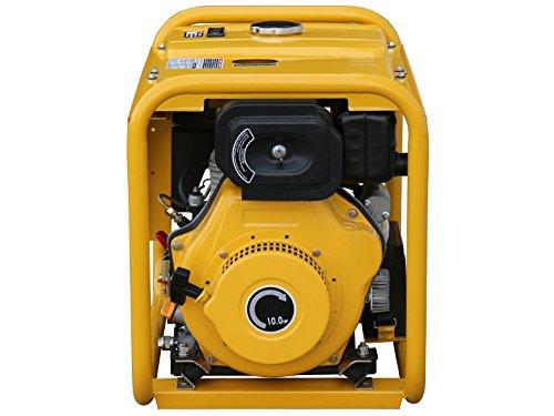 Rotek Diesel Stromerzeuger GD4-3-6000-EBZ - 4