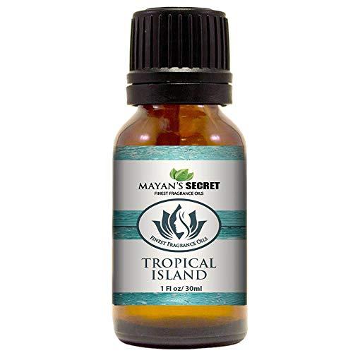 Mayan's Secret- Tropical Island - Premium Grade Fragrance Oil (30ml)
