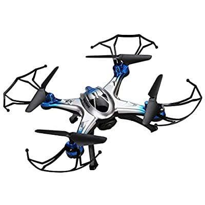 Quadcopter - JJRC H29C RC Quadcopter Drone 2.0MP Camera Headless Mode 2.4Ghz 4CH 6-Axis LED