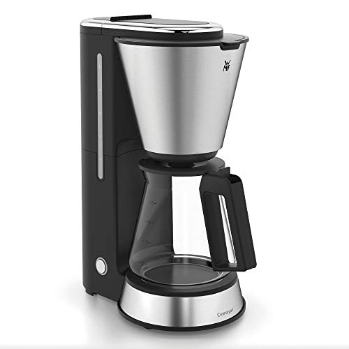 WMF Küchenminis Aroma Kaffeemaschine, mit Glaskanne, Filterkaffee, 5 Tassen, Warmhalteplatte mit Abschaltautomatik, 760 W