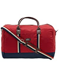 BagsRUs Primo-D 44 Liter Red Duffel Gym Tote Travel Hand Bag (DF113FRE)