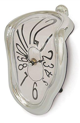 Fizz Creations reloj de repisa de fusión