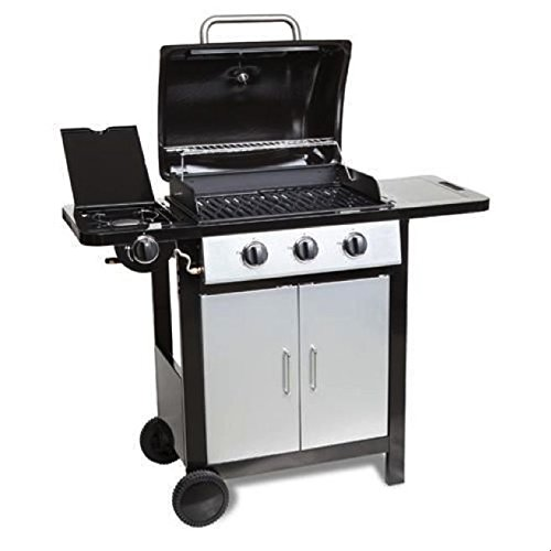 Generic NV_1001006288-PT51-UK 1yh6288yh Seitenbrenner Edelstahl Rbecue mit 4 (3+1) BBQ 4 (3+1) B Brenner Grill Erdgas Grill Gasgrill mit Seitenbrenner - Grills Erdgas-grill