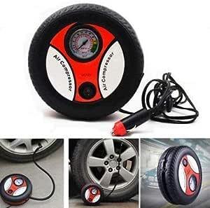 UNIK BRANDTM car air Pump for tubeless Tyres car air Pump Electrical tyre inflator car Digital car assesories car air Pump Foot car air Pump 12v car tyre inflators Exterior Accessories Pump