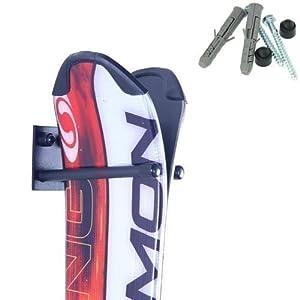 Skihalter Skiträger Skistöcke Nordic Walking Stöcke Wandhalter Ski Gerätehalter