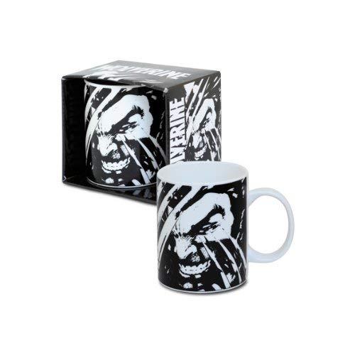 Marvel Comics - Wolverine Mug de café - présenté Dans un coffret cadea