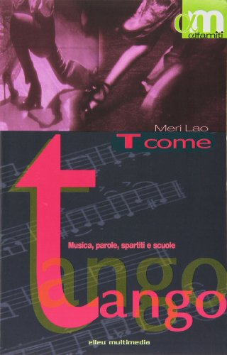 T come tango - Amazon Libri