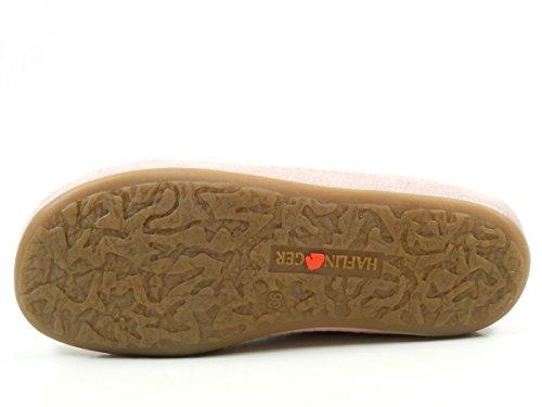 Haflinger Everest Softino Pantofole Unisex - adulto Rosa
