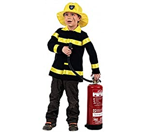 Limit Sport - Disfraz de bombero (NC099)
