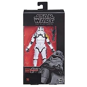 STAR WARS Black Series - Figura de Soldado Imperial (15 cm)