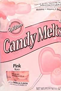Wilton Candy Melts - Rosa Pink