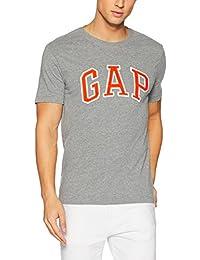 GAP Men's Plain Regular Fit T-Shirt