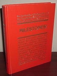 Milestones!: 200 Years of American Law : Milestones in Our Legal History by Jethro Koller Lieberman (1976-09-01)