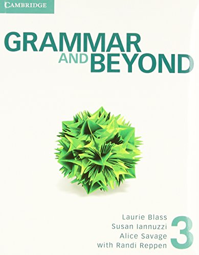 Grammar and Beyond Level 3 Student's Book and Writing Skills Interactive for Blackboard Pack