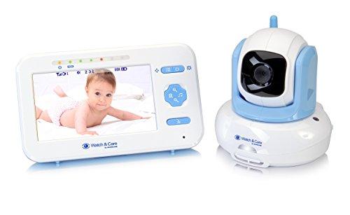 Audioline Watch & Care V300 - Babyphone mit Kamera
