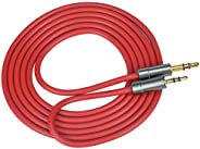 3.5mm to 2.5mm Audio Cable Headphone Lead for JBL Synchros E30 E40 E40BT E50BT J56BT S300 S300I S300a S500 S70